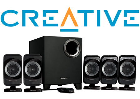 Creative Inspire T6160 Speakers for PC gaming